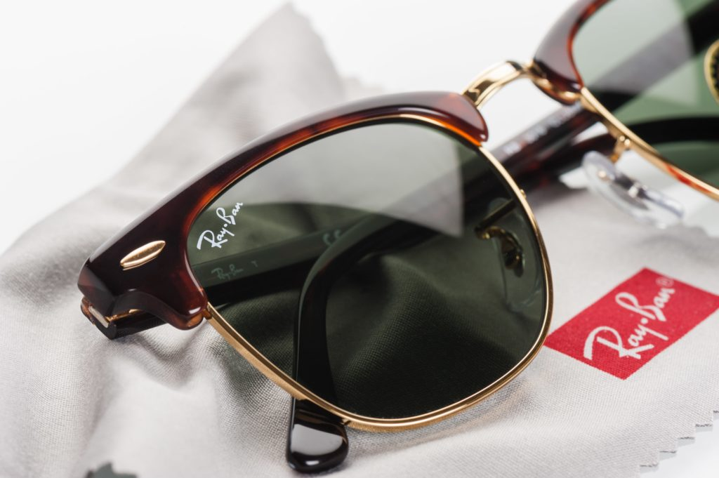 Ray-Ban frames are some of the coolest in the game.