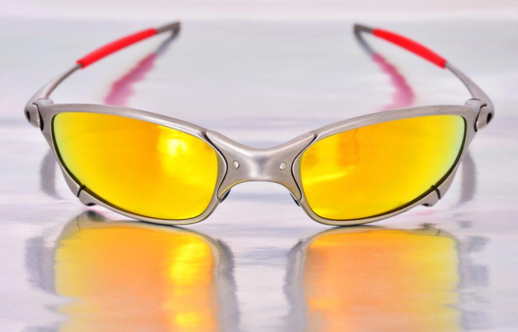 Oakley sport sunglasses.